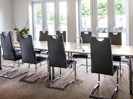 Rokutec GmbH - Besprechungsraum